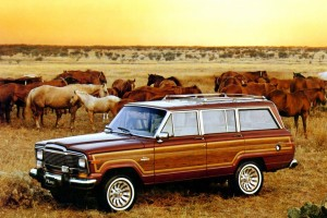 The Eternal Appeal of the Jeep Grand Wagoneer