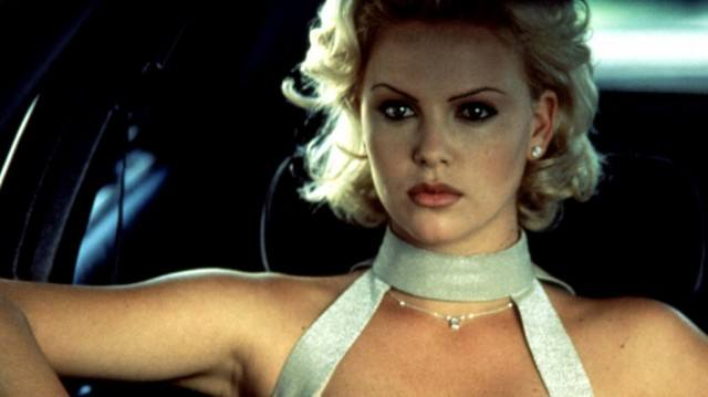 Charlize Theron as Helga in '2 Days in the Valley.'