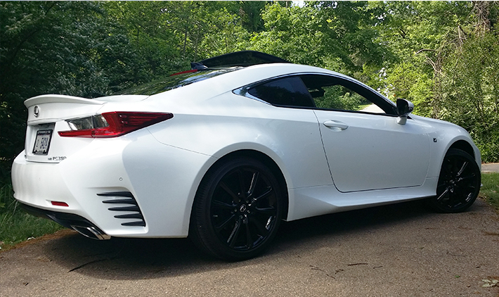 lexus rc a coupe of many flavors some hotter than others. Black Bedroom Furniture Sets. Home Design Ideas