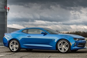 2016 Camaro Sheds Weight, Ups Performance for Generation Six
