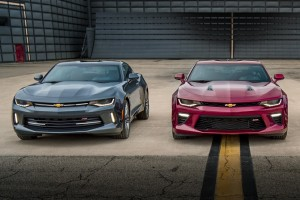 The 2016 Chevrolet Camaro: The New Alpha on the Road