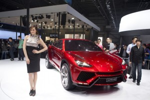 Lamborghini is Making an SUV That Puts Others to Shame