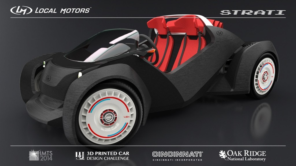 Can We Really 3D Print Cars and Car Parts?
