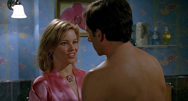 Elizabeth Banks and Steve Carrell in 'The 40-Year-Old Virgin.'