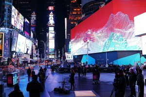 """Why the Federal Government Wants to """"Beautify"""" Times Square"""