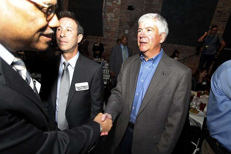 JP Morgan Chase CEO Jamie Dimon Announces 100 Million Dollar Investment In City Of Detroit