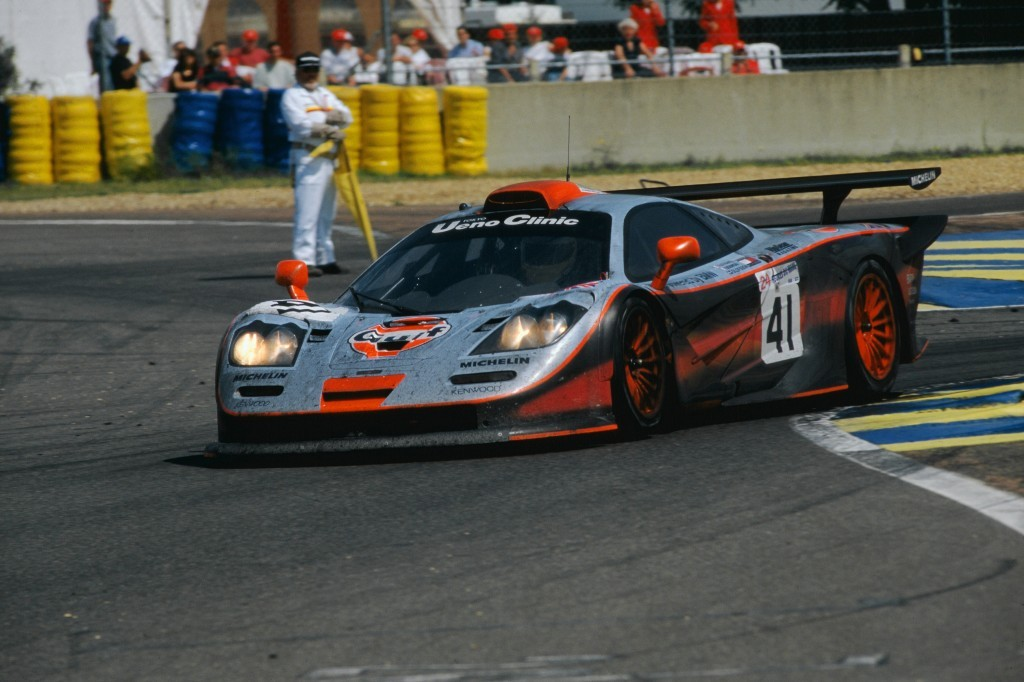 Of The Greatest Cars To Ever Race At Le Mans
