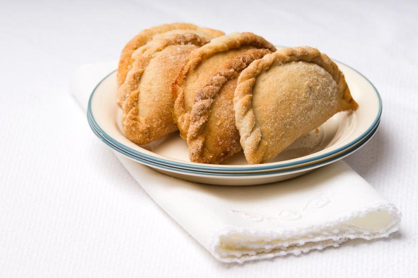 Baked Empanadas, hand pies