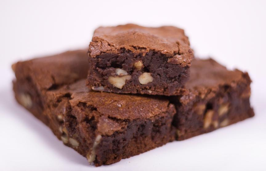 Gluten-free brownie