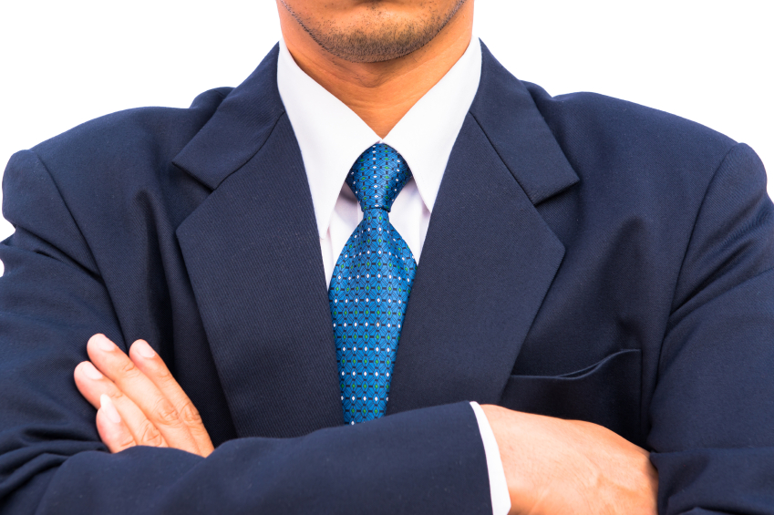 A confident and passionate businessman | iStock