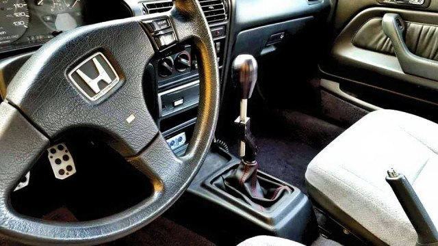 Honda Accord manual shift knob