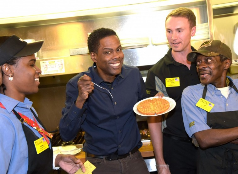 Chris Rock Waffle House