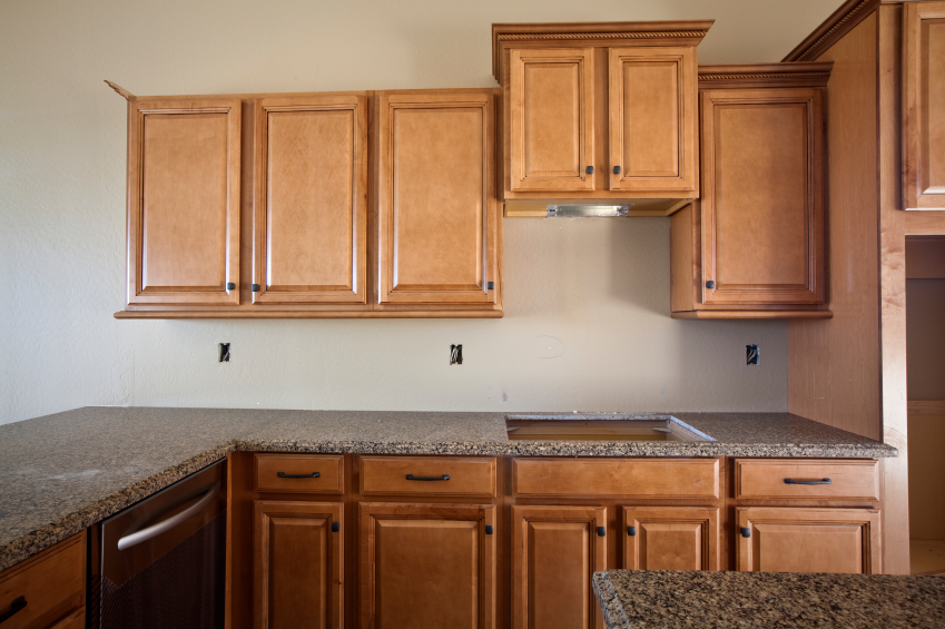 Cabinets and other home upgrades