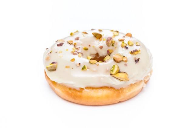 pistachio doughnut