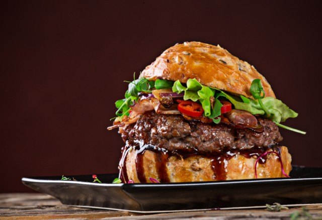 Make these burgers for Father's Day