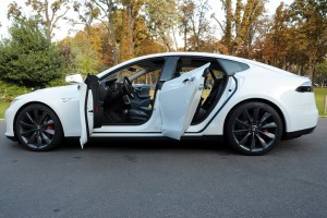 Tesla's Model S: Coming Soon to a Shipping Container Near You