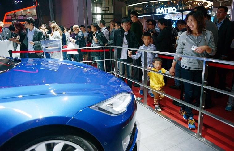 CHINA-AUTO-ECONOMY