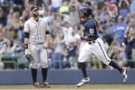 MLB: Giants Join Umpire in Making Mockery of Baseball in Milwaukee