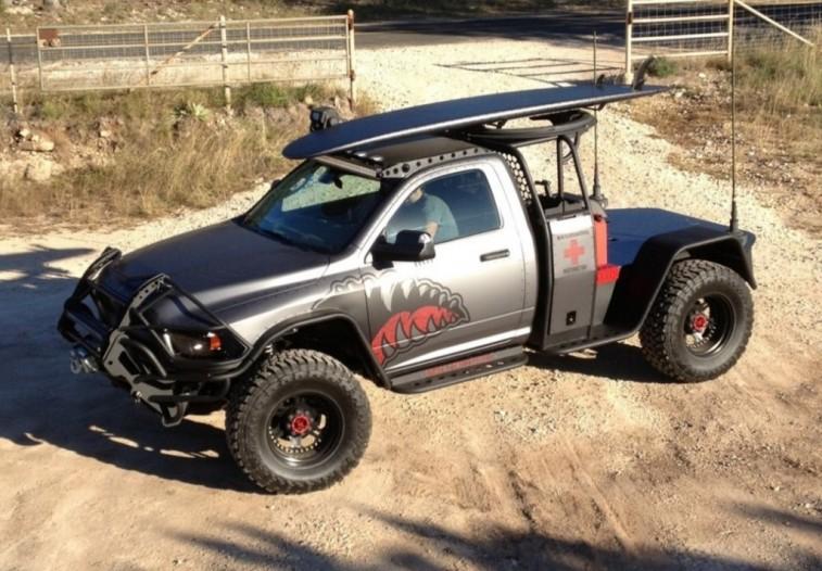 Gunner Fabrication's Dodge 3500