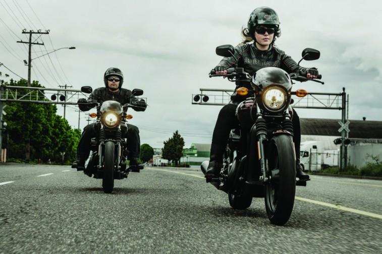 Harley-Davidson Street 750 Family