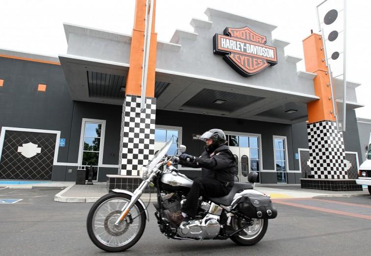 Harley_Davidson Windshield