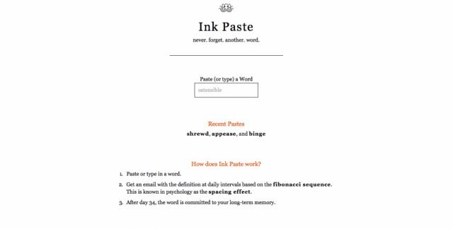 Ink Paste