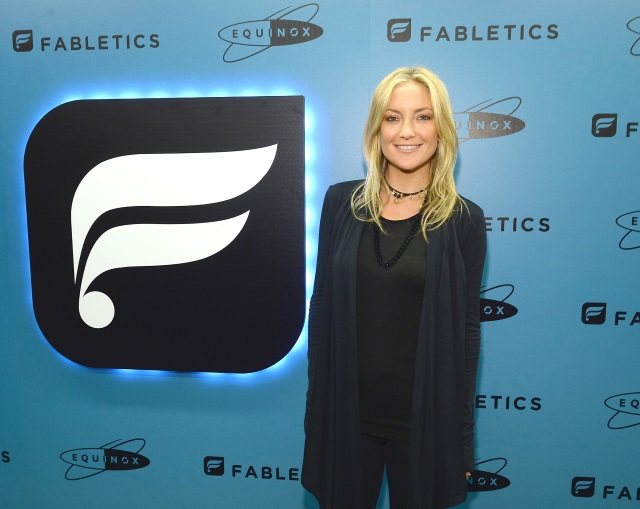 Kate Hudson Michael Buckner/Getty Images for Fabletics