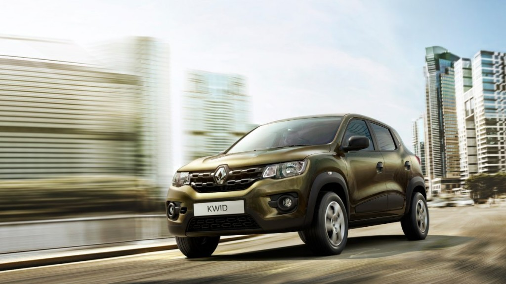 Source: Renault India