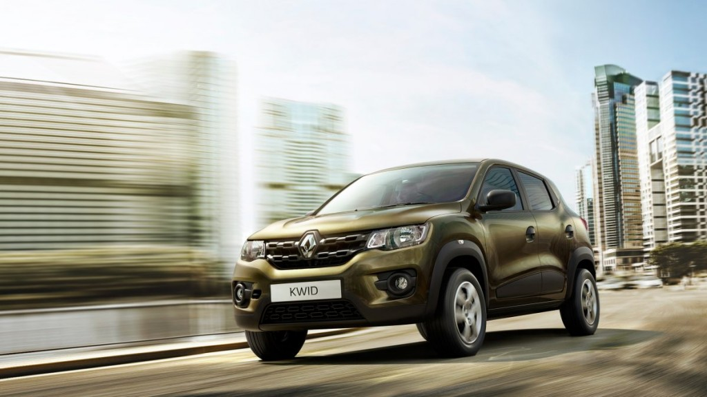 One Of The Cheapest Cars In The World The 5 000 Renault Kwid