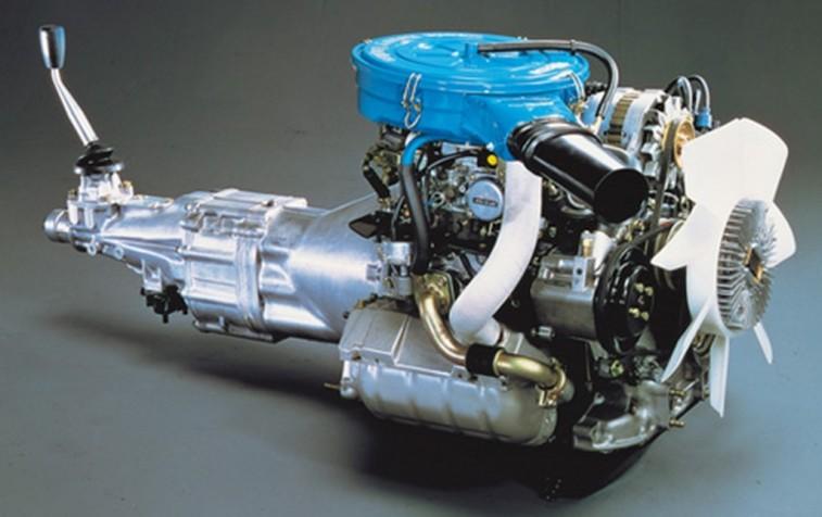 Mazda's 13B rotary engine