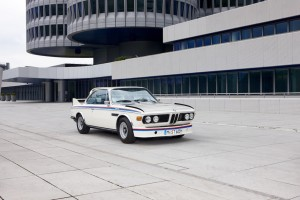 The BMW 3.0 CSL: Meet the German Batmobile