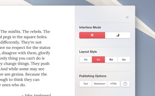 Paragraphs for Mac