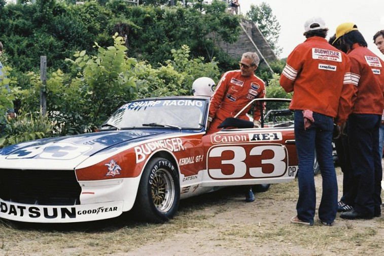Source: Facebook/Winning - The Racing Life of Paul Newman