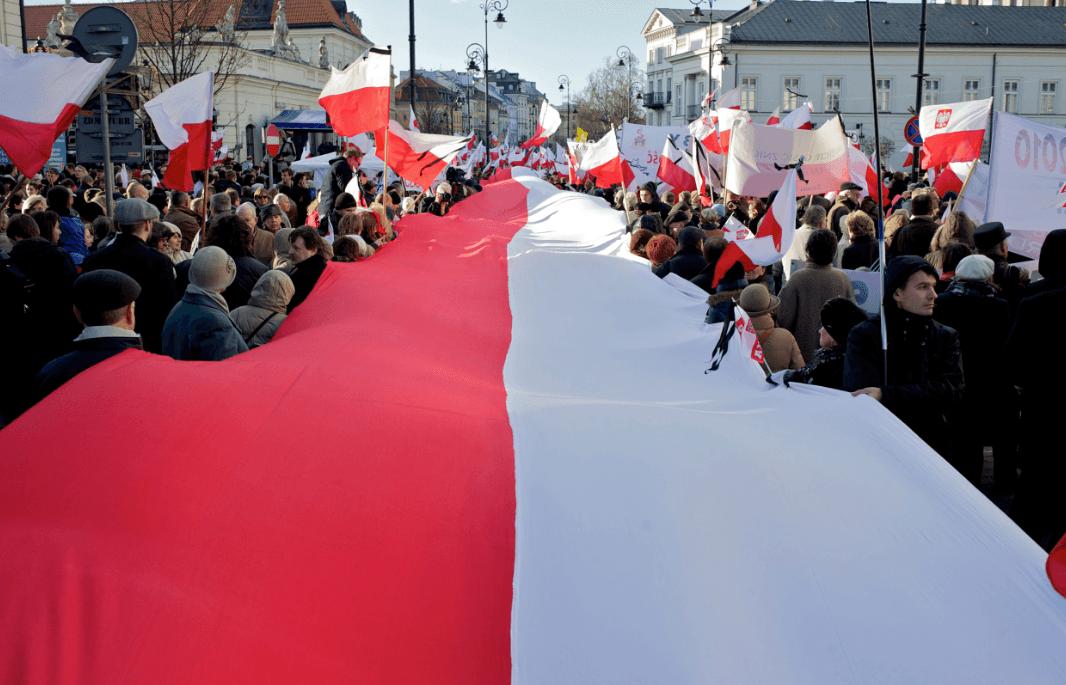 Source: Marcin Lobaczewski/AFP/Getty Images