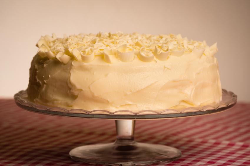 Red velvet cheesecake, buttercream