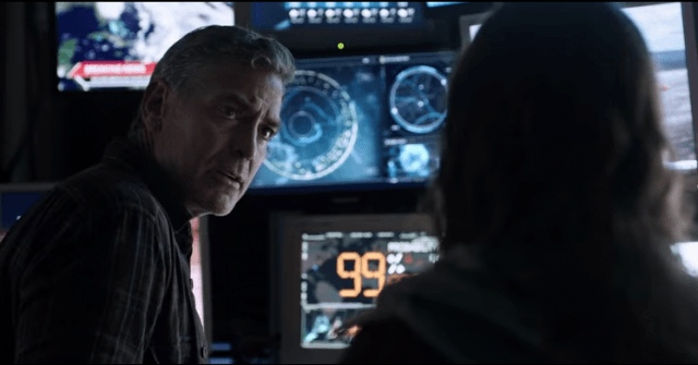 Tomorrowland - Disney, George Clooney