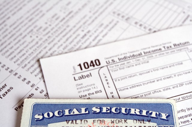 Stock options and social security tax