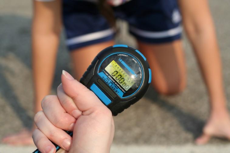 timer, exercise