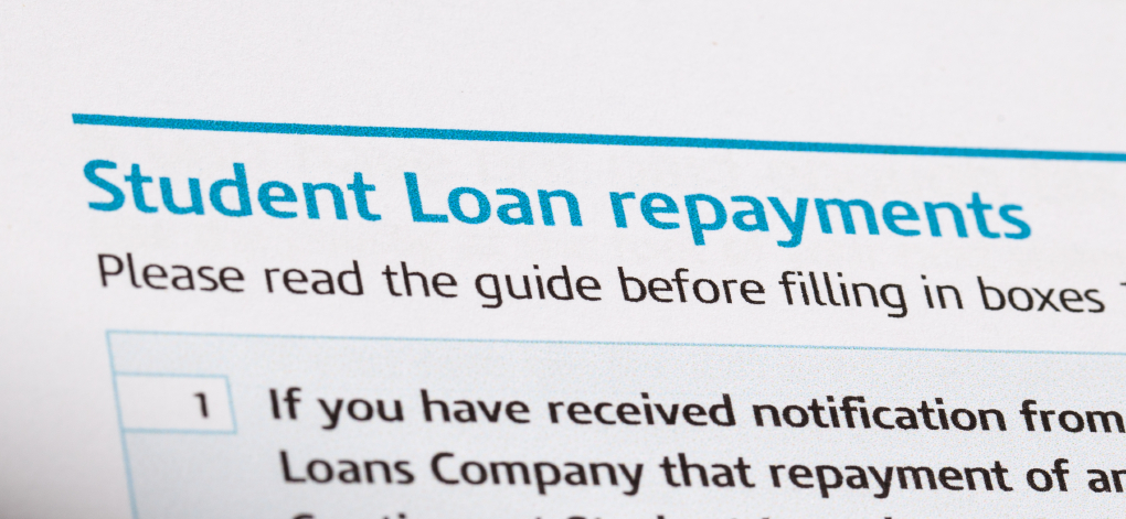 student loan repayment form