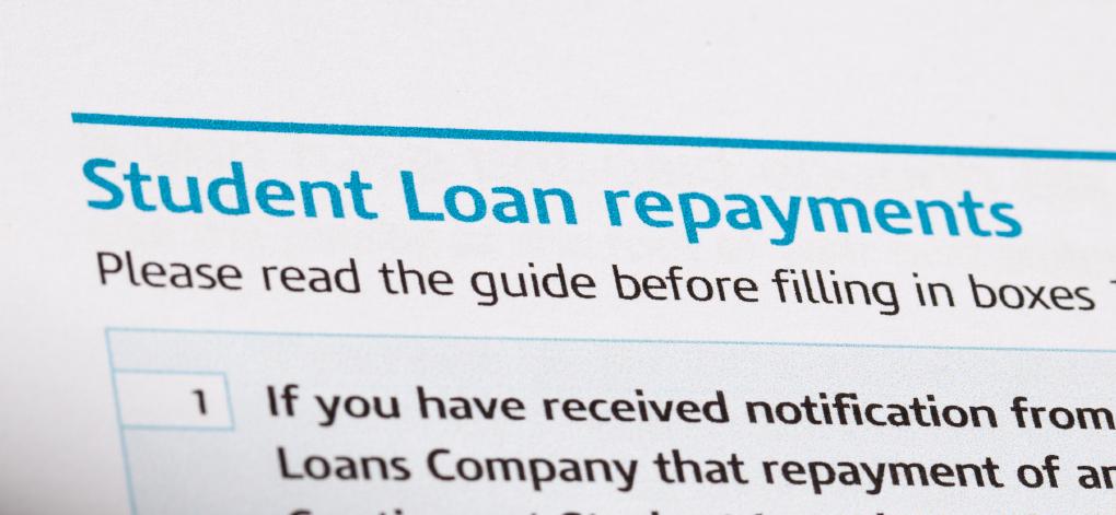 Student loan repayments