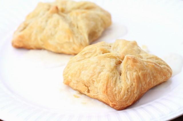 Stuffed Puff Pastries