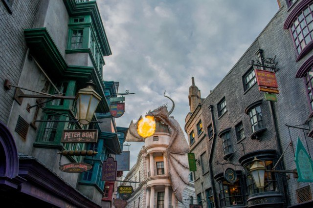 harry potter, orlando, park