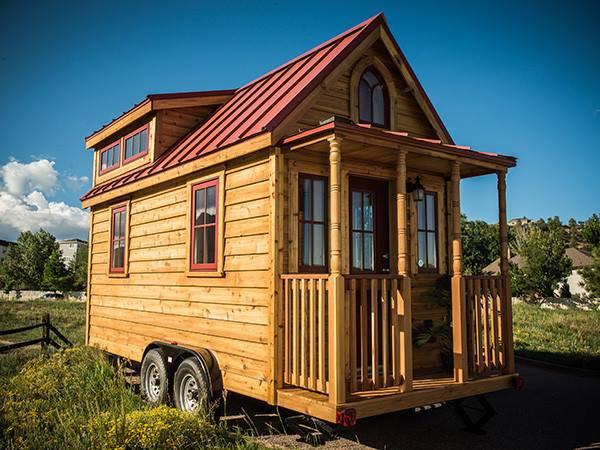 Source: Tumbleweed Tiny House Company official Facebook page