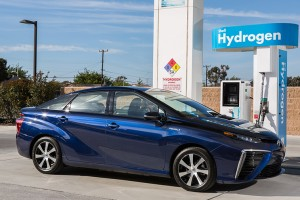 The Toyota Mirai: You Can Go 300 Miles Without Filling Up