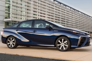 Why Hydrogen Fuel Cell Vehicles Need to Clean Up Their Act