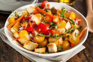 5 Hearty Bread Salads to Serve for Lunch or Dinner