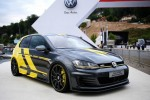 It's a Volkswagen Concept Parade at Wörthersee 2015