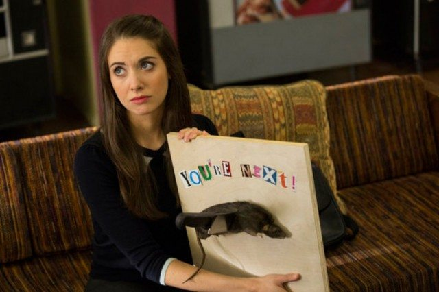 Alison Brie as Annie in 'Community.'