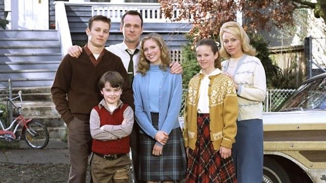 The cast of NBC's 'American Dreams.'