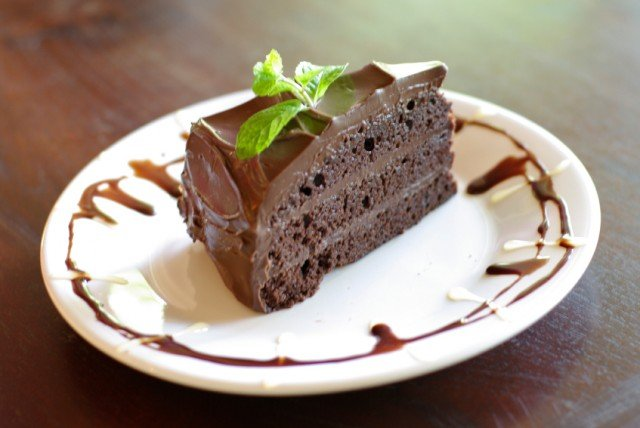 chocolate fudge cake, Devil's Food Cake